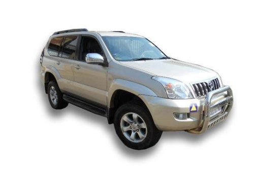 Toyota Prado Car Hire Christchurch