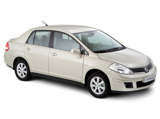 Economy Nissan Tiida Hire Christchurch