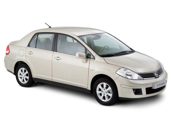Economy Nissan Tiida Hire Christchurch