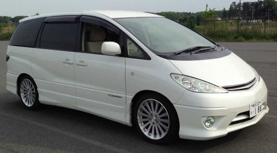MPV Budget Car Rental Christchurch
