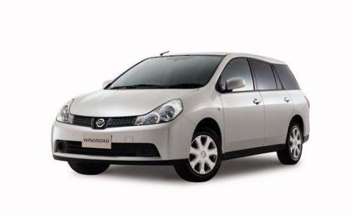 Nissan Wingroad Car Hire Christchurch