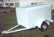 Luggage Shuttle Trailer
