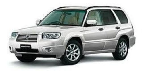 Subaru Forester Rental Christchurch